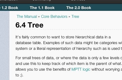 Tree :: Core Behaviors :: The Manual :: 1.3 Collection