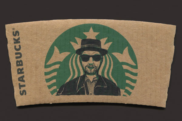 Heisenberg on Star Bucks Coffee