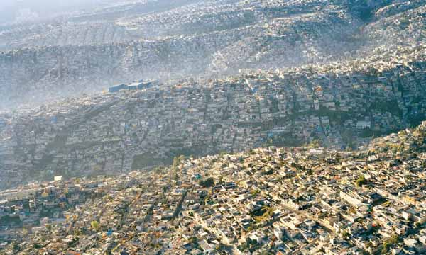 Overpopulation mexicon City