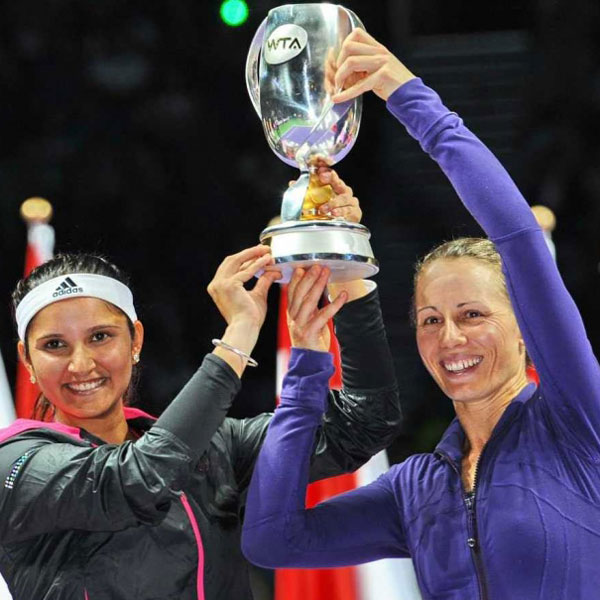 Sania Mirza World No 1