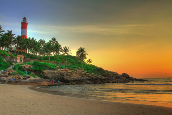 Beautiful Beaches at Tarkarli Beach, Malvan