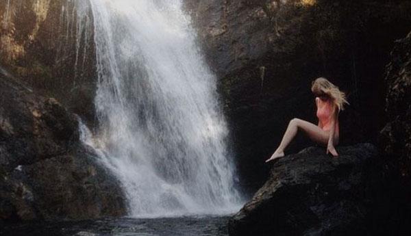 Hildegunn Taipale Waterfall