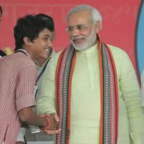 NIEM Student - Gaurav Jariwala