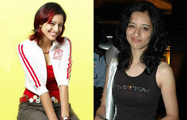 Remix Cast: Then and Now (Anvesha Banerjee Ray (Ashi) -Priya Wal)