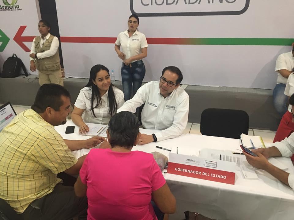 Encuentro Ciudadano Armería 2017
