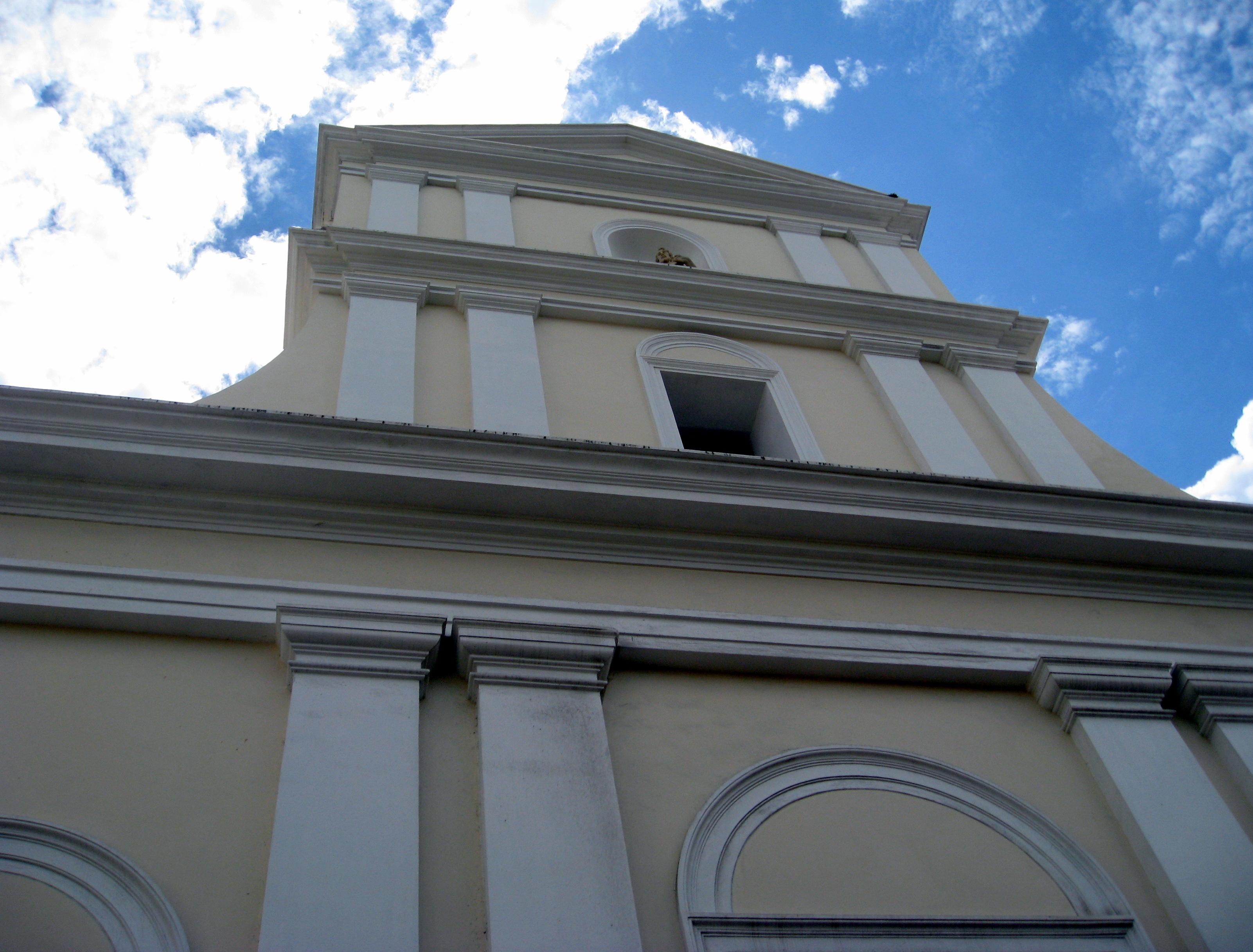 Puerto Rico - Old San Juan - Catedral de San Juan Bautista