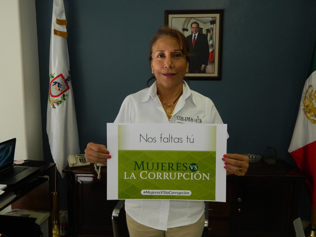 #MujeresVsLaCorrupcion