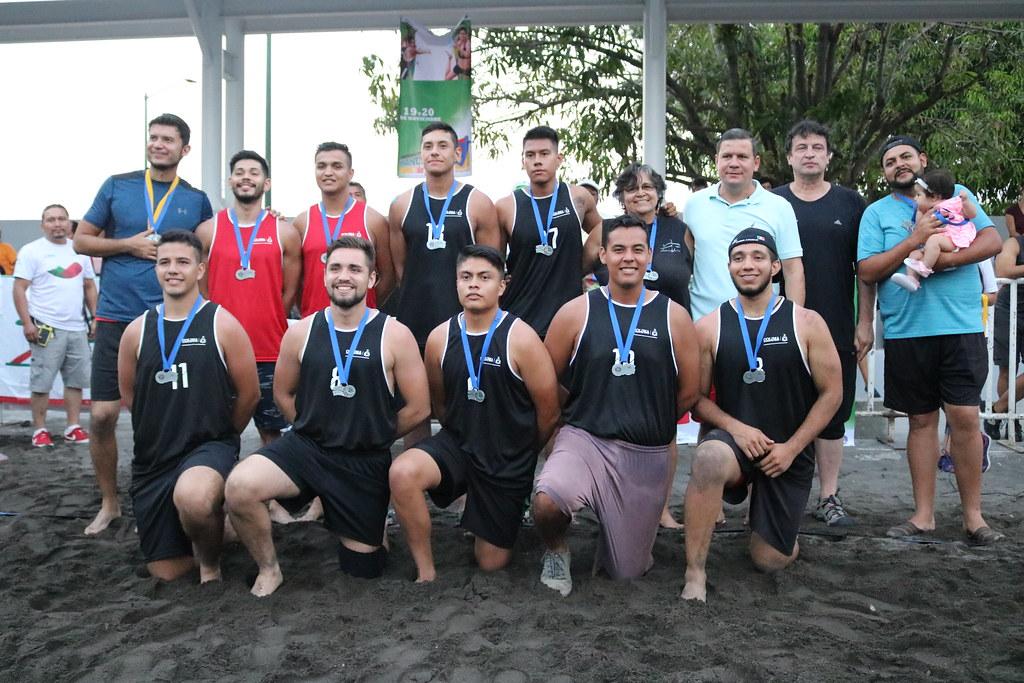 Colima logra Campeonato Nacional de Handball de Playa 2017