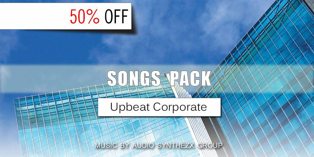 Upbeat Corporate Pack - 1