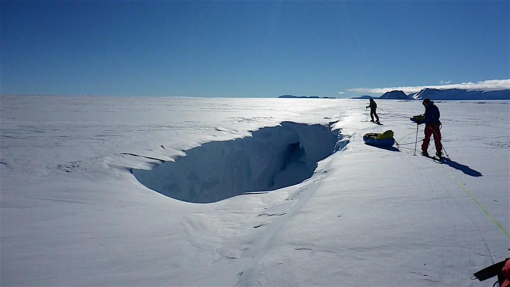 south pole via reedy glacier 2016 17 icetrek polar expeditions