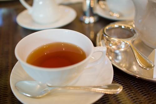 在這裡傭懶的氣氛下喝一口紅茶超舒暢