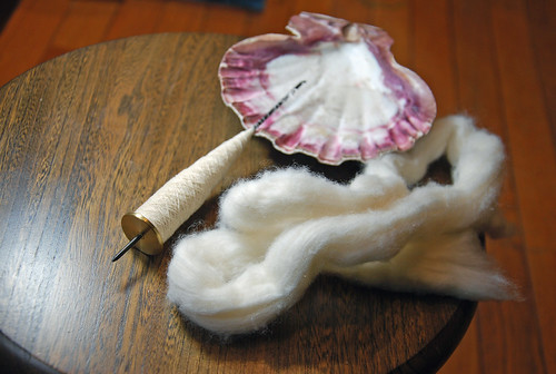 Takhli cotton supported spindle with shell