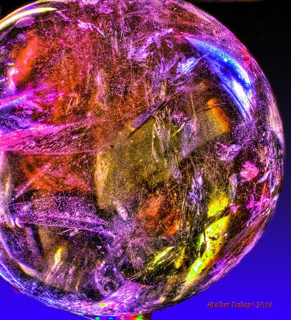 Crystal Ball Overkill HDR