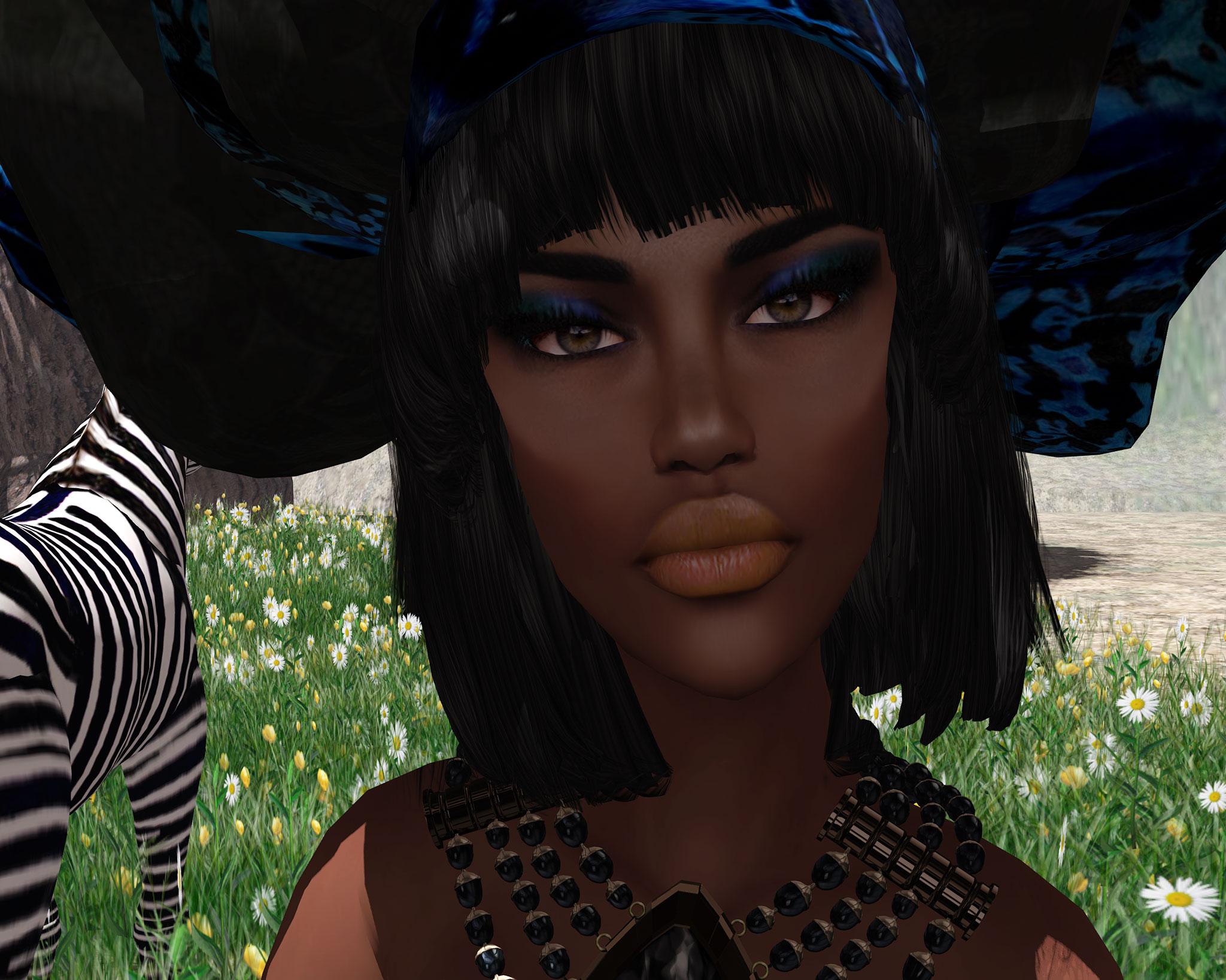 Flor featuring Deesse's Skins Lauren