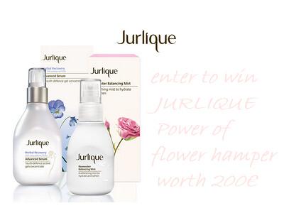 Jurlique giveaway