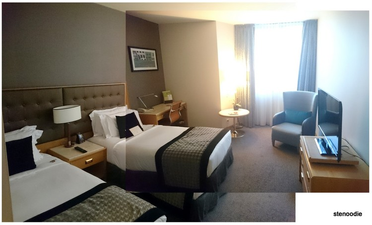 DoubleTree by Hilton Hotel Luxembourg room