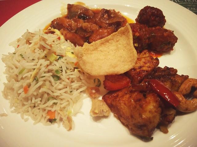 Food At The Indo-Chinese Festival At ITC Kakatiya (1)