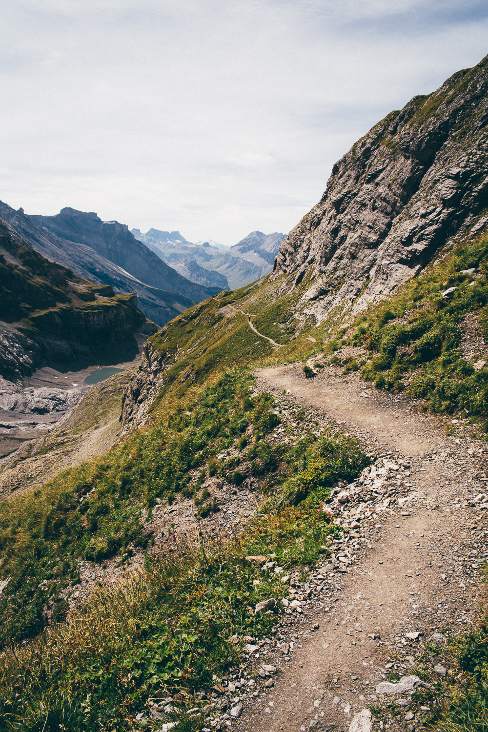 Alpine Pass Route, Griesalp to Kandersteg | Cashew Kitchen
