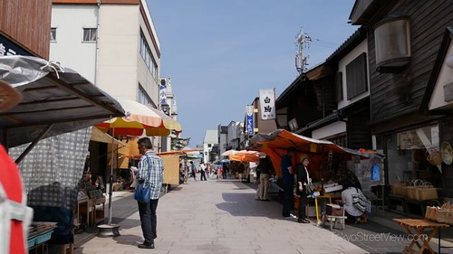 Ishikawa Wajima Morning Market - 輪島朝市 (1)