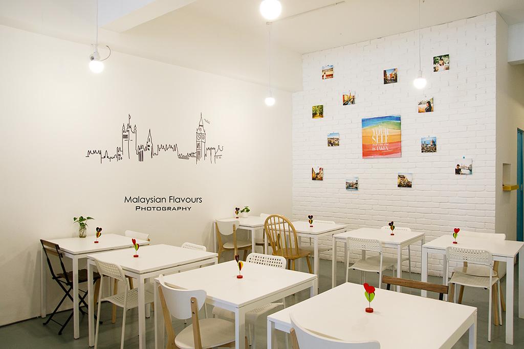 Tampopo Cafe Bandar Menjalara Kepong KL