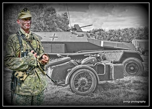 Tutbury Castle 1940's Weekend