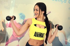 5 consejos para ganar masa muscular (mujeres)