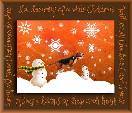 Dreaming of a White Christmas with Charlie