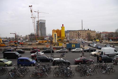 Ödnis am Hauptbahnhof