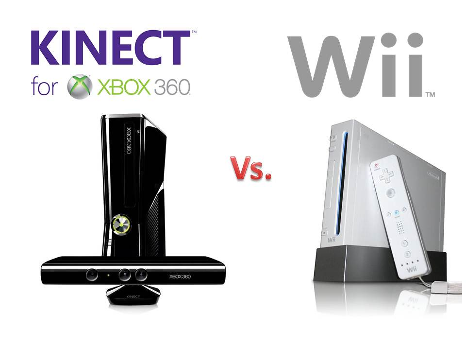 Kinect vs. Wii for WiiHab