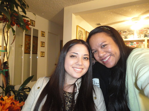 day327: thanksgiving with my niece