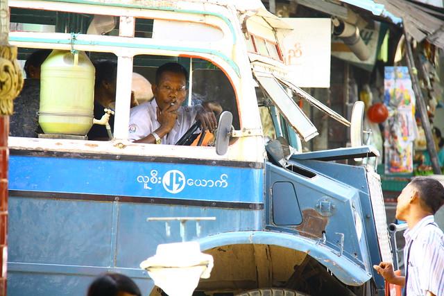 Mandalay, 14/05/2011