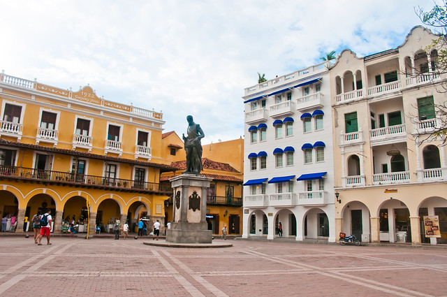 the amazing country of colombia essay