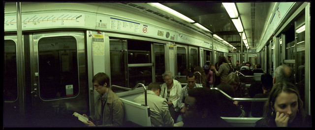 The Loneliness of the Morning Commute