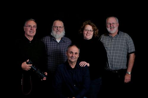 Help Portrait - Team 4 by Alan Norsworthy
