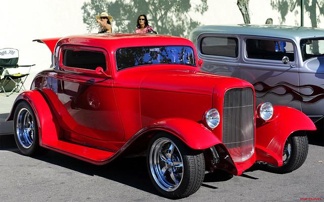 Bob Moore Ford Car Show