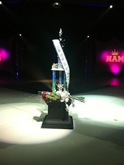 National American Miss All-American Jr. Teen Trophy