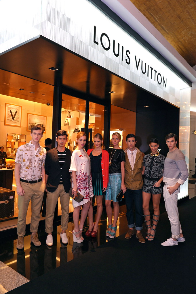Louis Vuitton Models