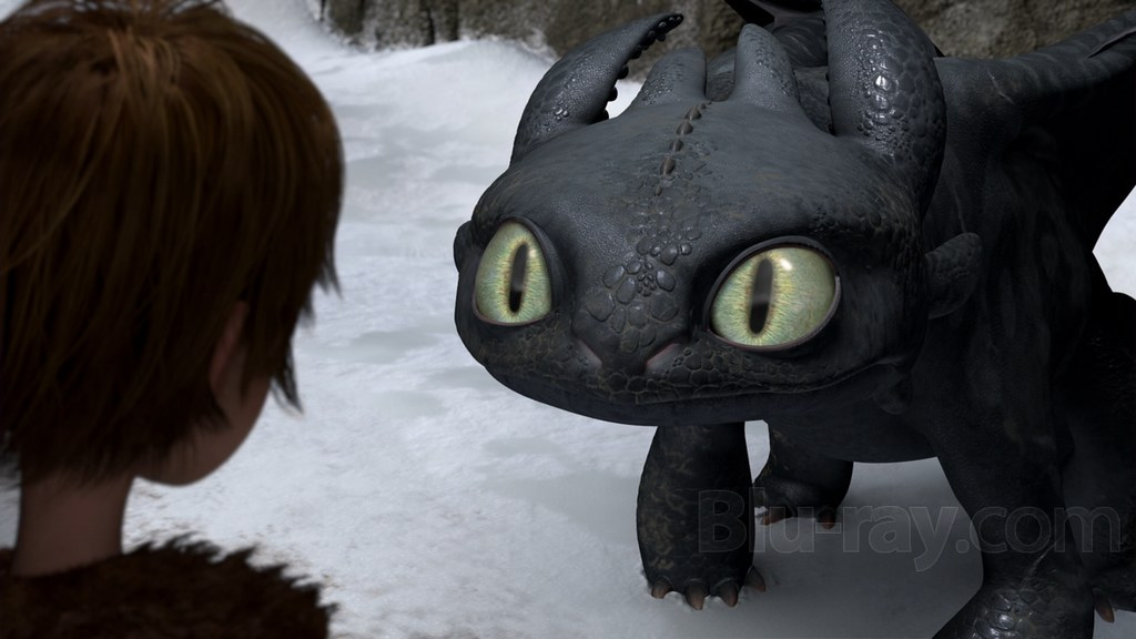 How To Train Your Dragon, Dragon Gift of The Night Fury Desktop Backgrounds
