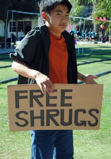 shruggy