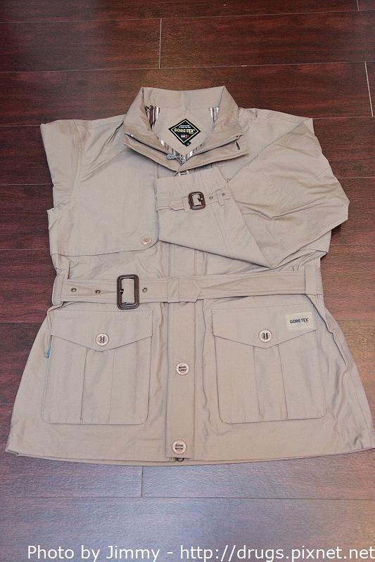 Gore-Tex 外套