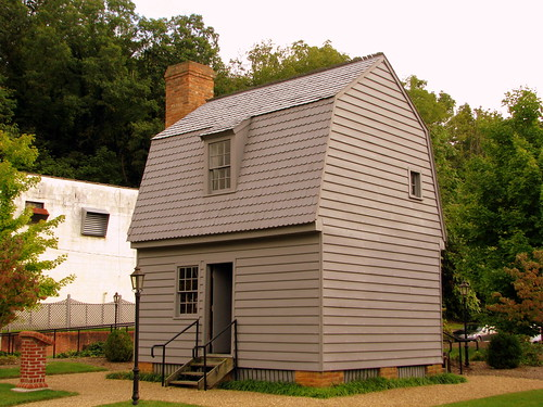 Andrew Johnson Birthplace Replica - Greeneville, TN