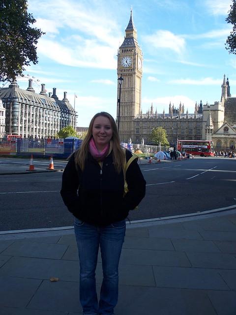 Big Ben and I