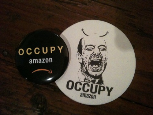 occupy amazon