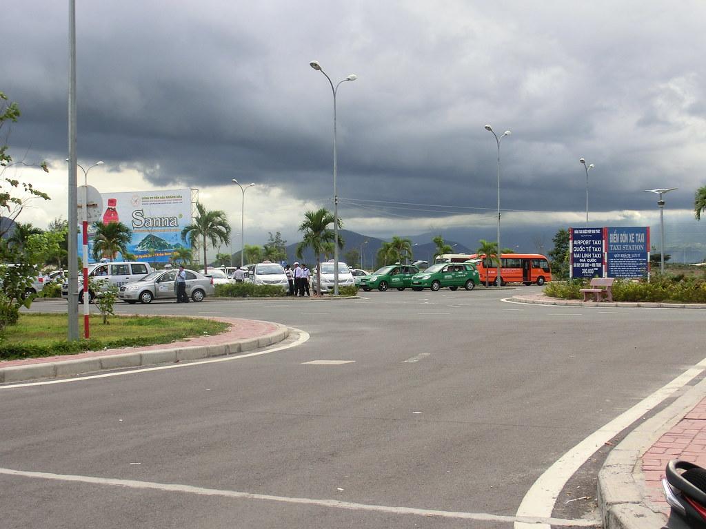 カムラン国際空港からニャチャン(Nha Trang)までのタクシー料金/Taxi - Cam Ranh International Airport (NHA)