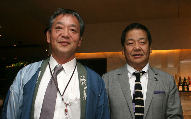 YAMADA Atsushi and INUI Minoru