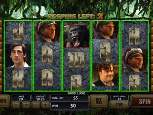 King Kong Respins Game