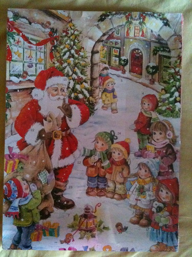 My Advent Calender!!