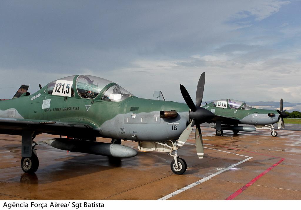 Fuerza Aérea Brasileña (2014)