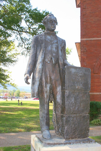 William Jennings Bryan Statue - Dayton, TN