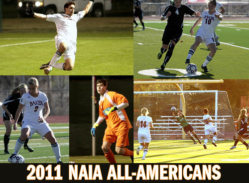 2011 NAIA All-Americans